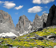 Brenta-Dolomites Italy Stock Images