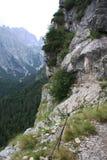 Brenta Dolomites Stock Image