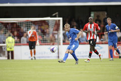 Brentford v Grimsby Town Royalty Free Stock Image
