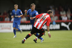 Brentford v Grimsby Town Stock Photography