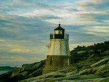 Brenton Reef Lighthouse royalty free stock photography