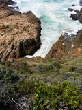 Brenton On Sea Knysna Lizenzfreie Stockbilder