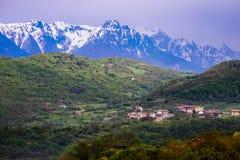 Brentonico In  Italy Royalty Free Stock Image
