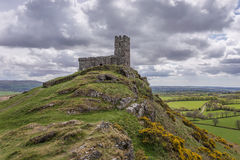 Brentor Royalty Free Stock Photos