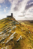 Brentor, Dartmoor National Park, Devon Royalty Free Stock Images
