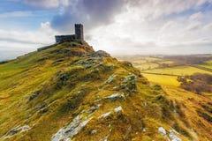 Brentor, Dartmoor National Park, Devon Stock Image
