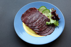 Bresaola Stock Photos