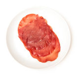 Bresaola della Valtellina IGP Royalty Free Stock Photography