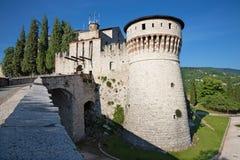 Brescia - The Castle Royalty Free Stock Image