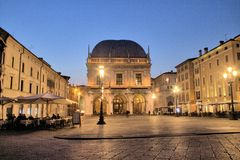 Brescia Stock Photo