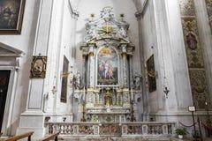 Brescia, Italia Immagini Stock