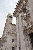 Brescia (Italy), Historic buildings Stock Photo