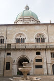 Brescia (Italy), Historic buildings Stock Photography