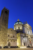 Brescia in Italy Stock Images