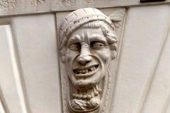 Brescia (Lombardy, Italy), Grotesque statue Stock Image