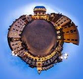 Brescia Piazza Loggia Stock Images