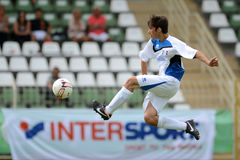 Brescia - SYFA under 17 soccer game Stock Photos