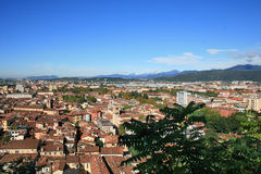 Brescia view Stock Photography