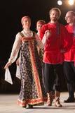Brescia, Włochy 28 Maj, 2016 14th festiwal ludowy taniec, rosjanów tanowie, grupa Obrazy Royalty Free