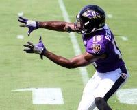 Breshad Perriman. Baltimore Ravens WR Breshad Perriman, #18 Royalty Free Stock Image