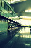 Breslau-Flughafen Lizenzfreies Stockbild
