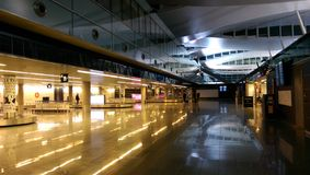 Breslau-Flughafen lizenzfreies stockfoto