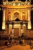 Breslau-Marionetten-Theater Lizenzfreies Stockfoto
