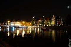 Breslau, Polen - Europäische Kulturhauptstadt 2016 Stockbilder