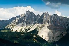 Bressanone, el Tyrol del sur Fotografía de archivo
