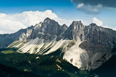 Bressanone, Zuid-Tirol Stock Fotografie