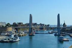 Brest de mond van Penfeld Royalty-vrije Stock Foto