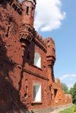 Brest fästning, Vitryssland Arkivbild