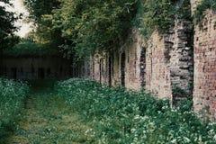Brest-Festung, Brest, Weißrussland Tunnels als Teil der Brest-Festung lizenzfreie stockfotografie