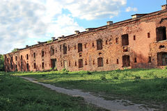 Brest Fortress Royalty Free Stock Photos