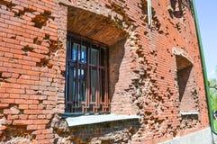 Brest Fortress, Brest, Belarus. Royalty Free Stock Image