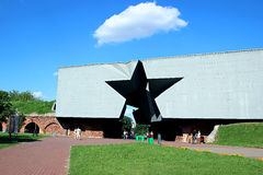 The Brest Fortress Royalty Free Stock Photos