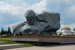 Brest Fortress memorial royalty free stock photo