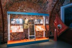 Brest Fortress Museum in Brest, Belarus Royalty Free Stock Photo