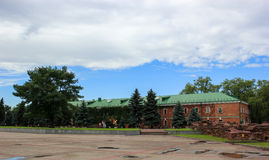 Brest Fortress. Museum. Royalty Free Stock Photo