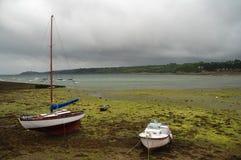 Brest zatoka, Brittany, Francja Obrazy Royalty Free
