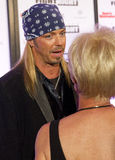 Bret Michaels. American musician, actor, director, screenwriter, producer and reality television personality Bret Michaels attends Celebrity Fight Night on March royalty free stock images