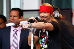 Bret Michaels Images libres de droits