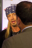 Bret Michaels at Celebrity Fight Night. American musician, actor, director, screenwriter, producer and reality television personality Bret Michaels attends Stock Photo