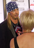 Bret Michaels at Celebrity Fight Night. American musician, actor, director, screenwriter, producer and reality television personality Bret Michaels attends Royalty Free Stock Photo