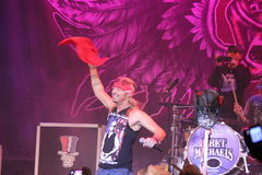 Bret Michaels at Tarrytown Music Hall Stock Images