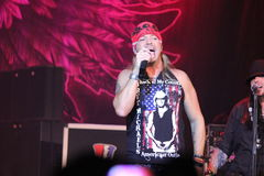 Bret Michaels at Tarrytown Music Hall Royalty Free Stock Photos