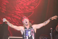 Bret Michaels at Tarrytown Music Hall Royalty Free Stock Image
