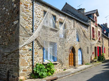 Bretagne, Frankreich Stockbild