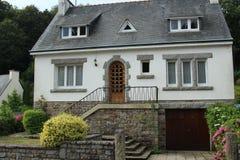 Bretagne house Royalty Free Stock Photography