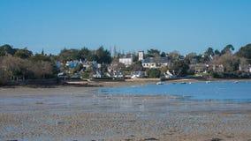 Bretagne, Ile Zusatz-Moines lizenzfreie stockbilder